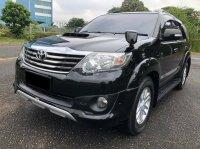 Jual Toyota: FORTUNER TRD AT HITAM 2013