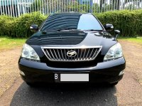 Jual TOYOTA HARRIER 240G AT 2010 HITAM