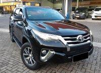 Jual Toyota Fortuner VRZ 2016 AT Diesel