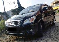 Toyota Kijang Innova V 2013 AT Solar