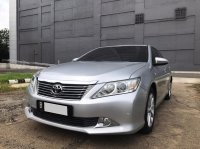 Jual TOYOTA CAMRY V 2.5 AT SILVER 2013