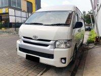 Hiace: Toyota Hi Ace Commuter 2018 KM4ribu 2.5 Diesel MT (IMG-20210520-WA0027.jpg)