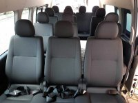 Hiace: Toyota Hi Ace Commuter 2018 KM4ribu 2.5 Diesel MT (IMG-20210520-WA0029.jpg)