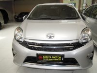 Jual Toyota: Agya G'14 MT Silver Km22rb Tg1 L Double AirBag Mobil SGT Terawat Bagu