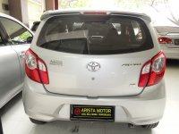 Toyota: Agya G'14 MT Silver Km22rb Tg1 L Double AirBag Mobil SGT Terawat Bagu (DSCN6607.JPG)