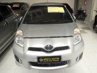 Jual Toyota: Yaris E'13 MDL BRU AT Silver Tg1 Pjk Des'17 Km42rb Mobil SGT Terawat