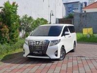 Jual Toyota Alphard G atpm tahun 2017