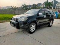 Jual Toyota: Kredit murah Fortuner G luxury metic 2009 istimewa