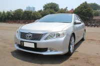 Jual TOYOTA CAMRY 2.5 G AT SILVER 2012