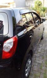 Toyota: Di Jual Mobil Agya tahun 2013 Warna Hitam. Matic.Atas nama Send (Agya3.jpg)