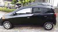 Toyota: Di Jual Mobil Agya tahun 2013 Warna Hitam. Matic.Atas nama Send (Agya1.jpg)
