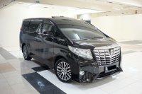 Jual 2015 Toyota Alphard G ATPM 2.5 New Model Terawat seperti baru DP 212jt