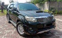 Jual Toyota Fortuner VNT TRD 2013 AT Diesel