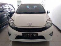 Jual Toyota: Agya G manual 2015 promo kredit murah