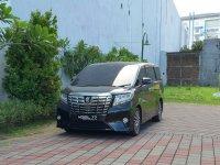 Jual Toyota Alphard G atpm tahun 2016
