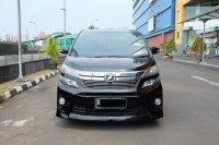 Jual 2012 Toyota VELLFIRE ZG Premium Sound Antik Good Condition TDP 96jt