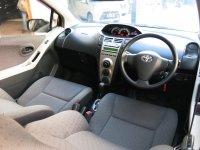 Toyota Yaris E AT Matic 2011 (Yaris E AT 2011 B1714WFL (14).JPG)