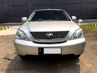 Toyota: HARRIER 240G AT SILVER 2007 (1.jpeg)