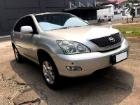 Jual Toyota: HARRIER 240G AT SILVER 2007