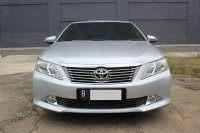Jual TOYOTA CAMRY V SILVER AT 2013