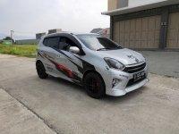 Jual Dp minim 8 jt.! Kredit murah Toyota Agya G TRD manual 2015 New look.!