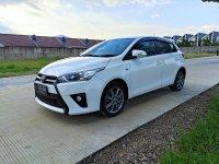 Jual Kredit murah Toyota All New Yaris G matic 2015 New look.!!