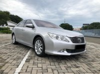 Jual TOYOTA CAMRY 2.5 V AT SILVER 2013