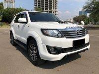 Jual Toyota: FORTUNER G VNT AT PUTIH 2013