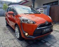Jual Toyota: Sienta V Manual pmk 2019 asli Bali Low km