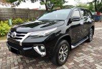Jual Toyota Fortuner VRZ Diesel 2016 DP Minim