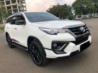 Jual Toyota: FORTUNER VRZ TRD AT PUTIH 2020
