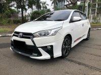 Jual Toyota: YARIS S TRD AT PUTIH 2017