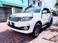 Jual Toyota: Fortuner 2.7 G Lux 2015 Matic Black Interior Super istimewa