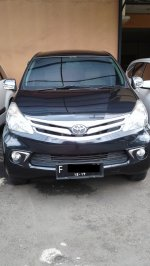 Jual Toyota Avanza Type (G) HITAM