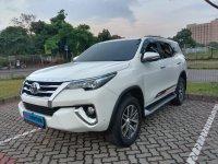 Jual Toyota Fortuner VRZ AT Diesel 2017 Putih