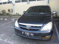 Jual Toyota Innova Hitam Tahun 2005