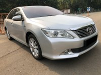 Jual TOYOTA CAMRY 2.5 V SILVER TH 2013