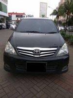 Jual Toyota Kijang Innova G Luxury 2011 Matic hitam Captain seat