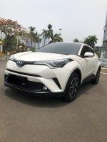 Jual Charser: Toyota C-HR Hybrid AT Putih 2019