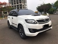 Jual Toyota: Fortuner G VNT TRD Putih th 2014