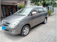 Jual Toyota: Innova 2007 akhir (euro) G 2.0 MT Bensin, Kondisi Prima.