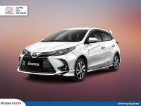 Jual Promo toyota yaris S CVT GR terbaik dan termurah jabodetabek 2021