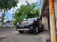 Jual Toyota Fortuner G Diesel AT Matic 2012