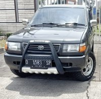 Jual Toyota: Kijang Diesel LSX - D Gagah Abu Metalik Istimewa