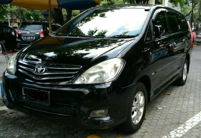 Jual Toyota Innova Diesel Type V 2010 A T Mobilbekas Com