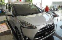 Jual PROMO Angsuran Ringan Toyota Sienta V 2017 Istimewa