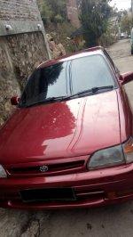 Jual Toyota: Starlet 96 body KINCLONG & mesin kering