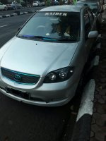 Jual Toyota: VIOS 2003 SILVER NEGO