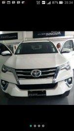 Jual Toyota: fortuner tipe G Vincode 2016