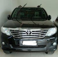 Jual Toyota: Fortuner Diesel G Matic 2012 Hitam